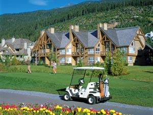Whistler Accommodation On Golf Course