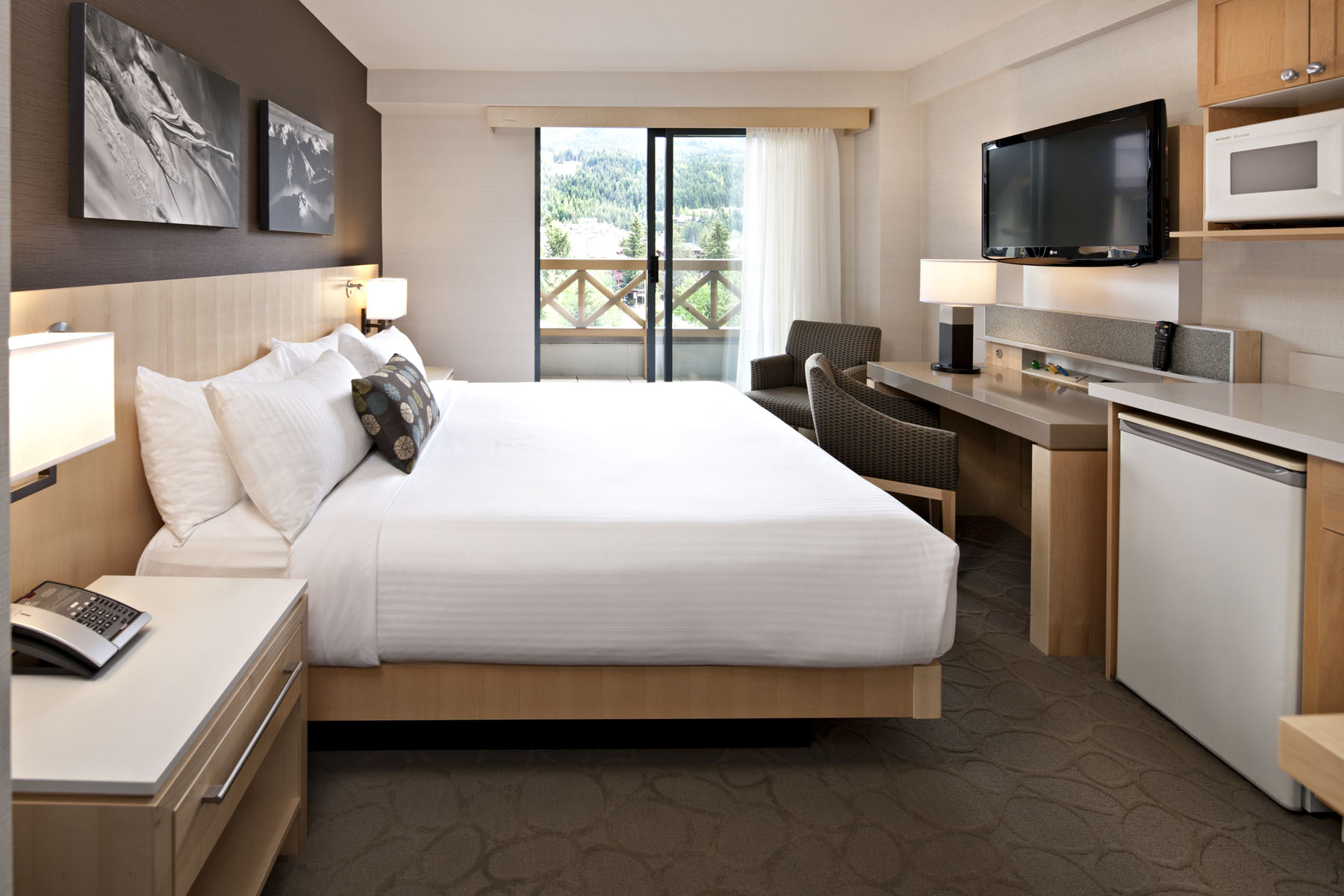 Guests Will Be Inspired At The New Toronto Marriott: Delta Whistler Village Suites