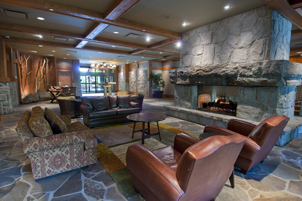 Whistler Luxury Ski In Ski Out Hotel - First Tracks Lobby