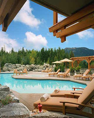 Whistler Four Seasons