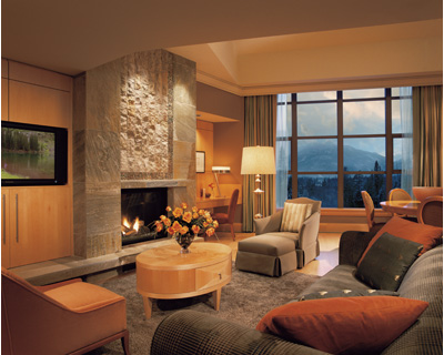 Whistler Four Seasons - Two Bedroom Residence
