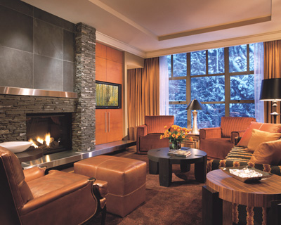 Whistler Four Seasons - Three Bedroom Residence