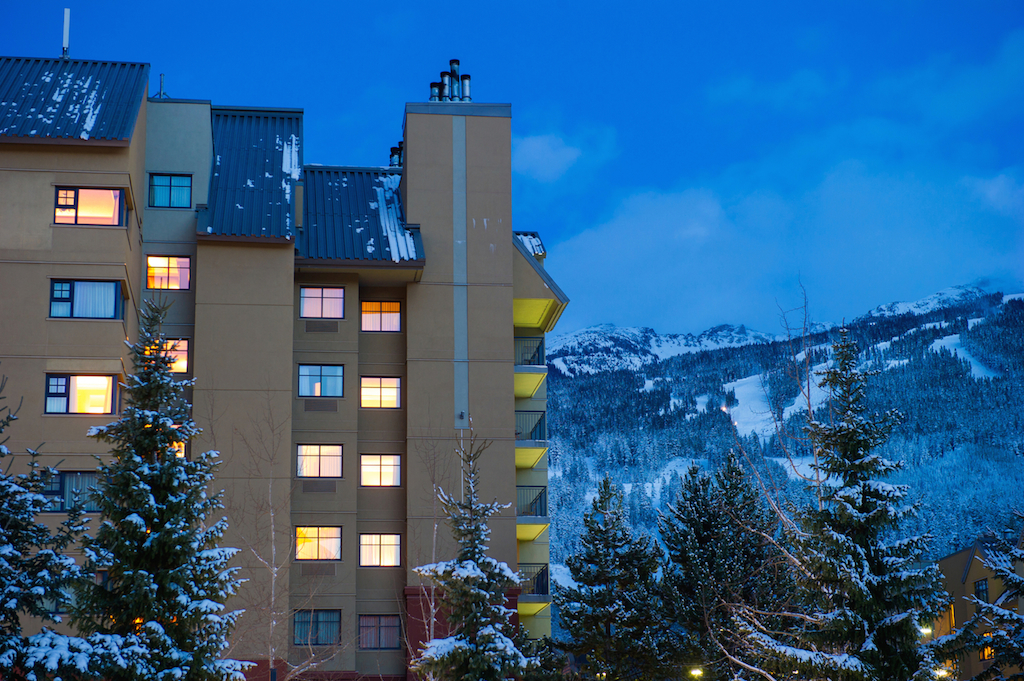 Whistler Hotel Accommodation Hilton Resort