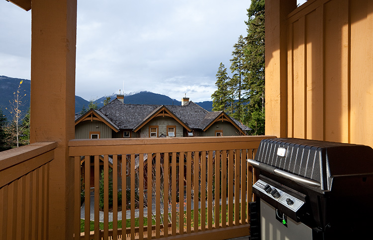 Whistler Accommodation Mountainstar 13 Deck