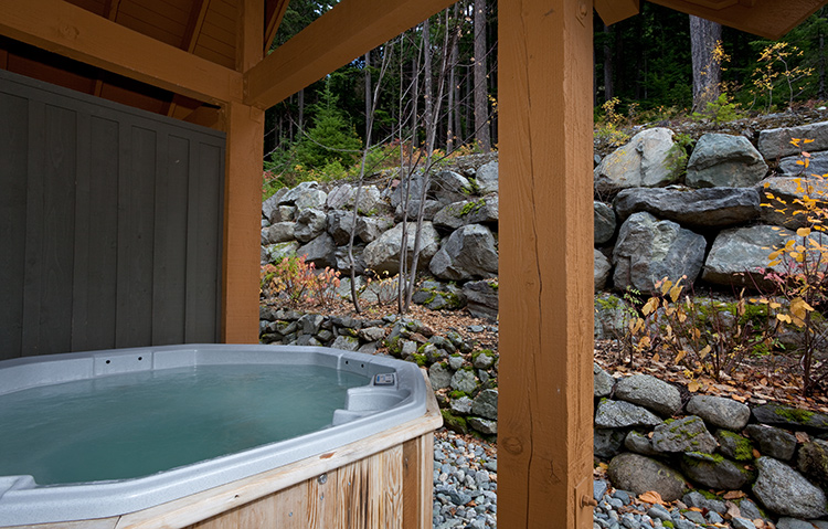 Whistler Accommodation Mountainstar 13 Hot Tub