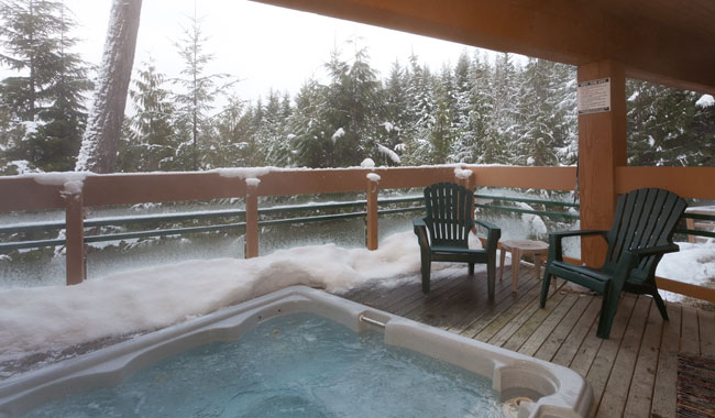 Whistler Luxury Accommodation - Northern Lights 16 Private Hot Tub