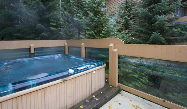 Whistler Luxury Accommodation Northern Lights 27 Hot Tub
