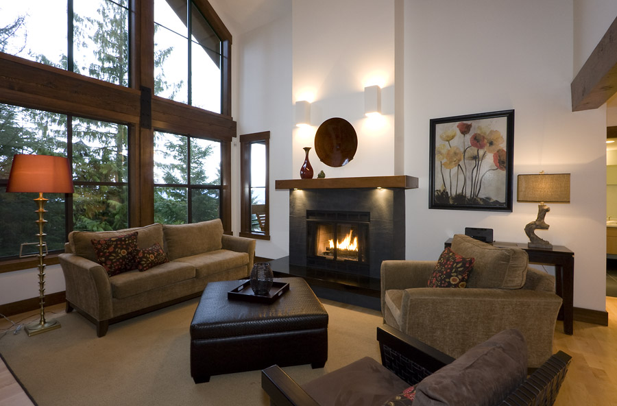 Whistler Northern Lights Living Room