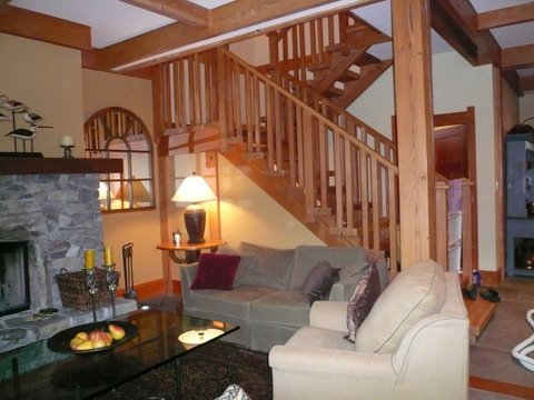 Whistler Ski In Ski Out Rental Home