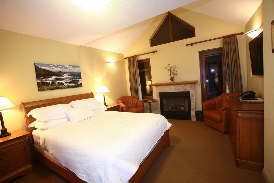 Whistler European Style Luxury Chalet Suite