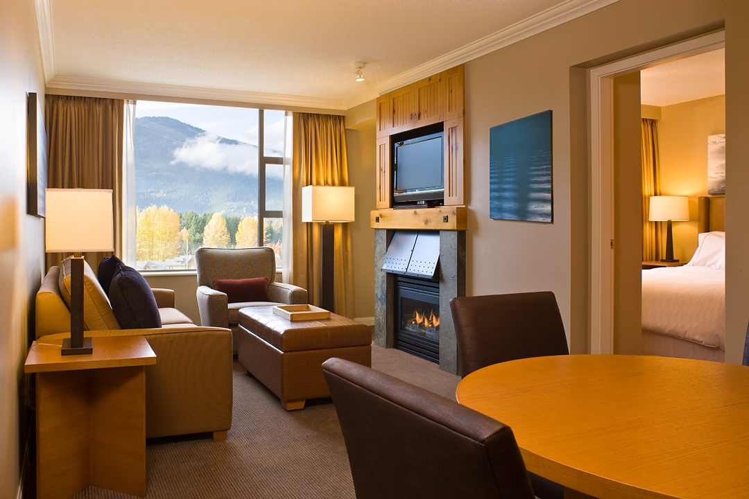 Whistler Westin Resort 1 Bedroom Suite