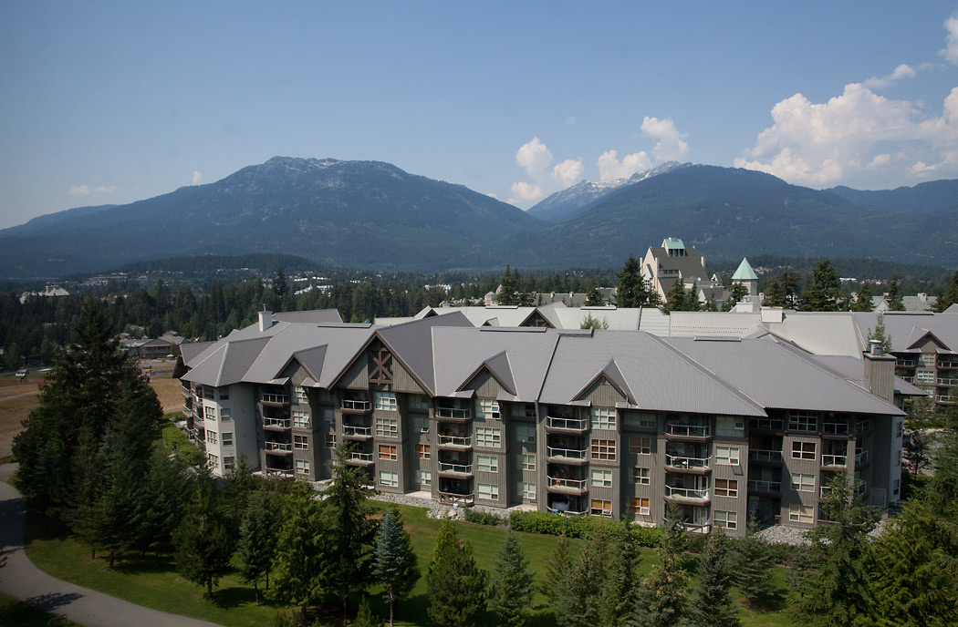Woodrun Lodge Whistler 603 View
