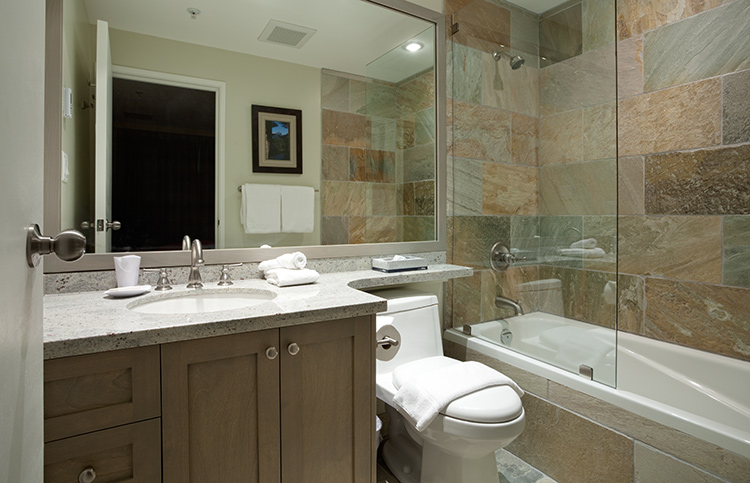 Woodrun Whistler 612 - Bathroom