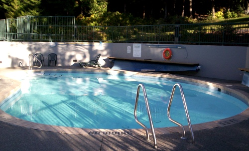 Whistler Woodrun Lodge 618 Swimming Pool