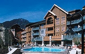 Whistler Accommodation with Swimming Pool