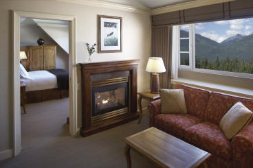 Fairmont Chateau Whistler Hotel Gold