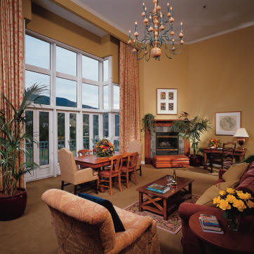 Fairmont Chateau Whistler Resort Gold
