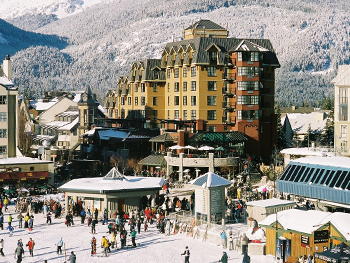 The Sundial Is A Beautiful Whistler Hotel Located In Heart Of Village