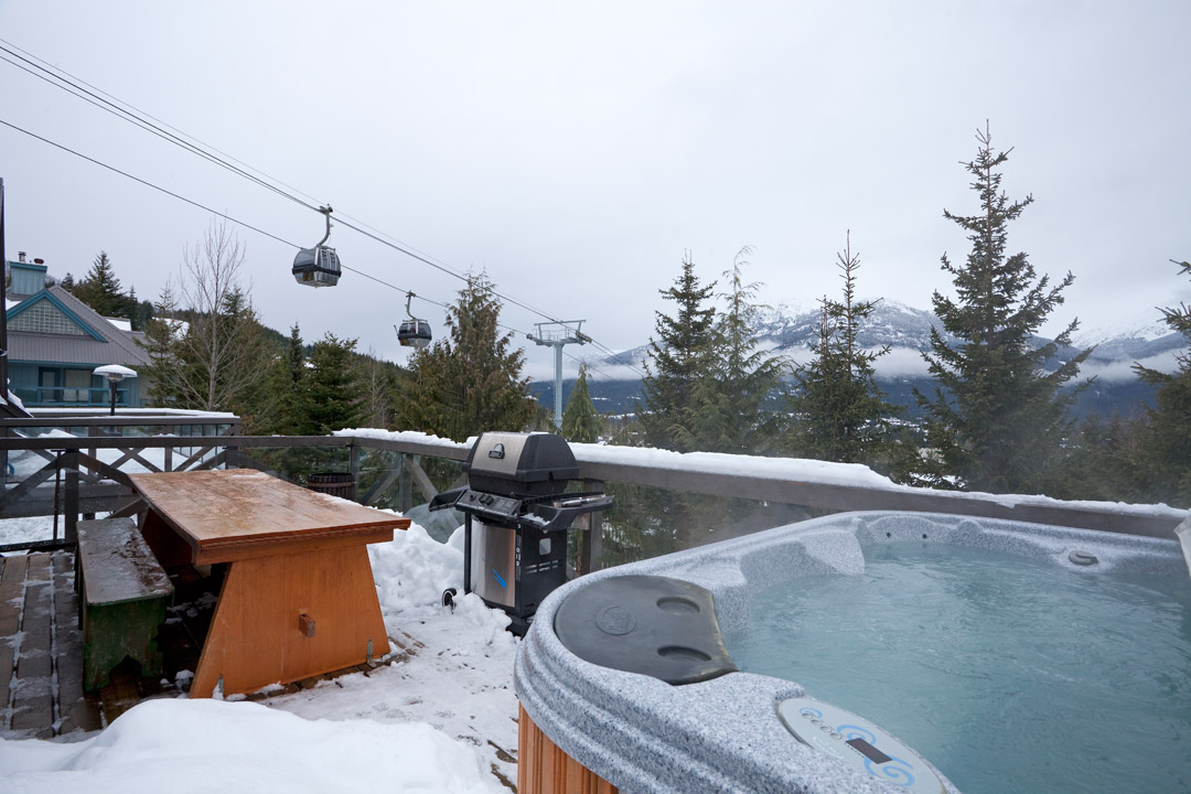 5 Bedroom Whistler Accommodation Pinnacle Ridge Whistler