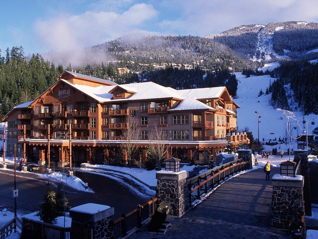 Whistler Hotel Rooms